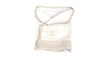 Swaddle for baby bath and layers