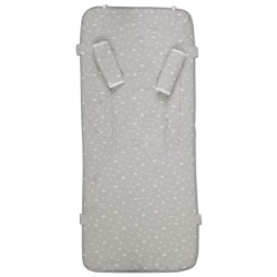 Light Gray Cloud mat