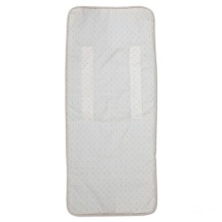 Light Gray Reversible mat Sugar