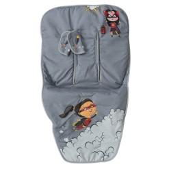 Covers Harness chair mat Hero Girl