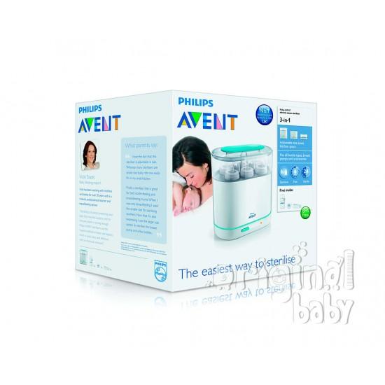 Avent electric sterilizer (3 in 1)