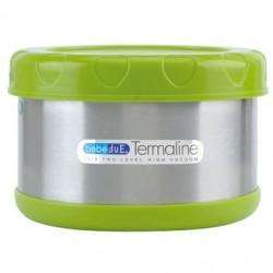 Steel thermos food porta 500 ml Baby Due Termaline