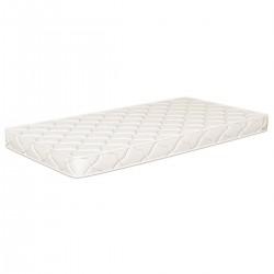 NATURALIA - thermofress crib mattress, size 115x55cm, white