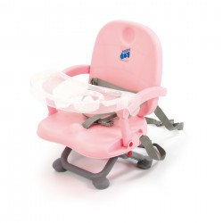 Portable high chair seat CROSSING Rosa