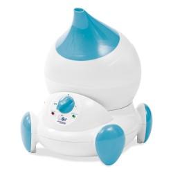 Humidifier ionizer