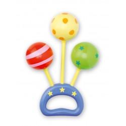 New Rattle Balls Saro