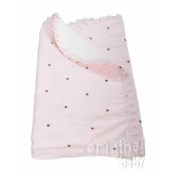 toquilla cooing baby pink Lucia Choco