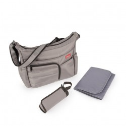 Bilma walk bag Gray Baby Click