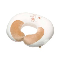 Bear nursing pillow beige