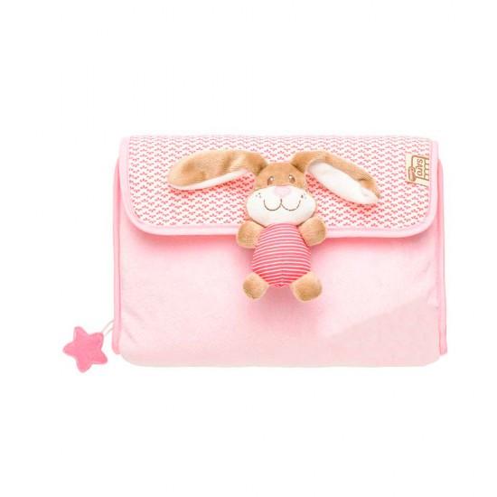 Pink Bunny nappy
