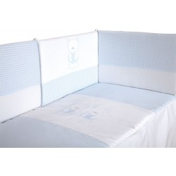 Cradle protector 70 x 140 Series 34 QUILT NOT INCLUDED