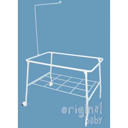 Mini Crib metal structure canopy