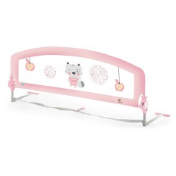 Bed barrier pink baby super high (trundle beds)