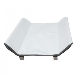 Travel cot dressing Cloud