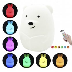 Children lamp Bear