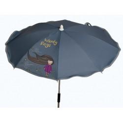 Windy chair umbrella