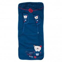 Light chair mat ride Teddy Bear