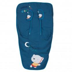 Moon walk chair mat