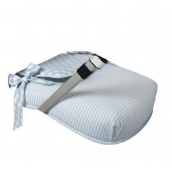 Summer carrycot Blue Bedspread