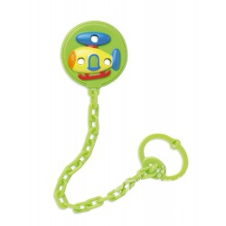 Pacifiers chain holder 3D Green