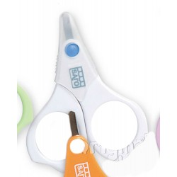 Saro new scissors Iniciacion white