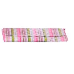 Dressing changer plasticized Pink Stripes