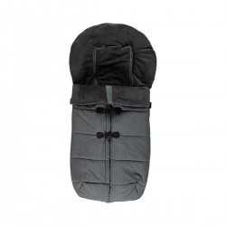 Anthracite Footmuff