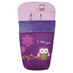 Footmuff Purple Owl