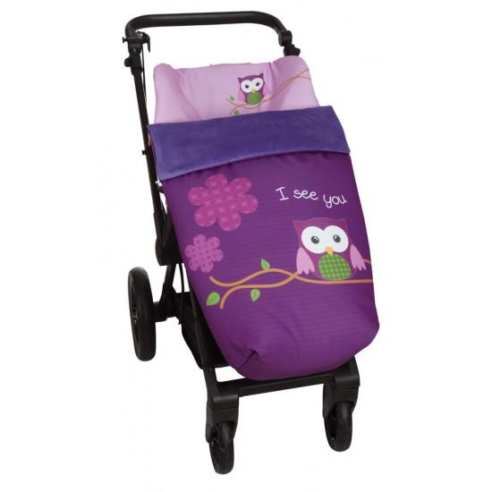 Saco chair ride Purple Owl