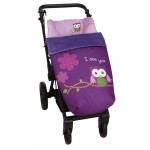 Sacks baby chair ride