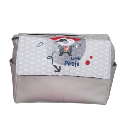 Little Pirate ride saddle bag