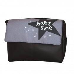 Stars ride saddle bag