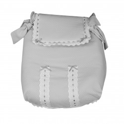 "Classic car carrycot coverlet ""Various colors"""