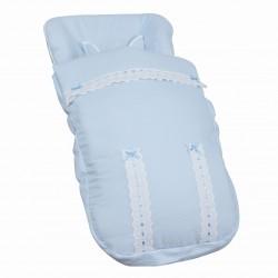Bag for stroller Classic Celeste