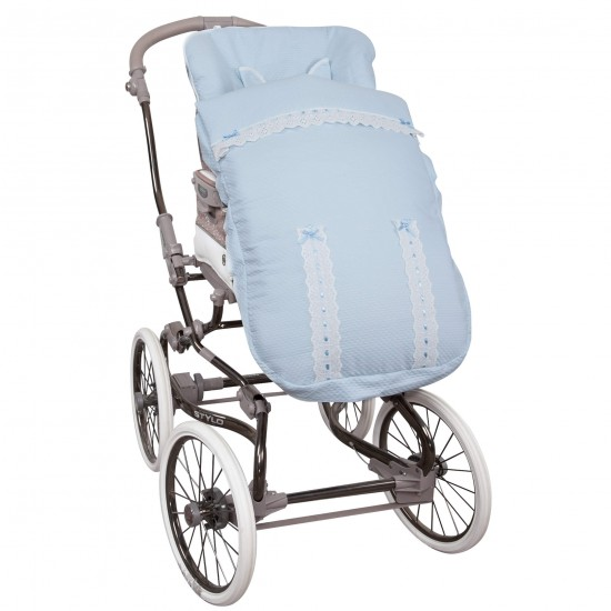 Baby bag chair Classic Celeste ride