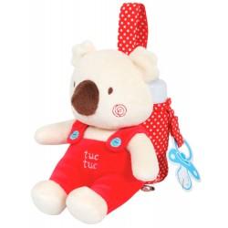 Pacifier and teddy bears Koala Tuc Tuc Baby Bottle