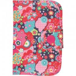Kimono briefcase-Tuc Tuc rose