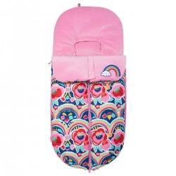 Enjoy & Dream Winter Sack Pink
